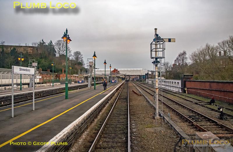 """BLS """"Marching Crompton II"""", PoV 47851, Shrewsbury Platform 7, 23rd March 2019"""