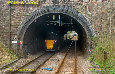 """BLS """"Marching Crompton II"""", PoV 47851, Ableton Lane Tunnel, 23rd March 2019"""