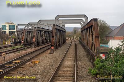 "BLS ""Marching Crompton II"", PoV 47851, Chepstow Road Bridge, 23rd March 2019"
