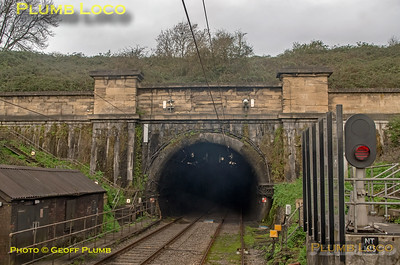 """BLS """"Marching Crompton II"""", PoV 47851, Severn Tunnel East, 23rd March 2019"""