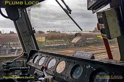 "BLS ""Marching Crompton II"", PoV 47851, East Usk Yard, 23rd March 2019"
