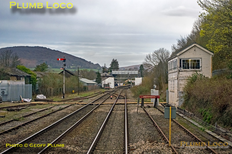 "BLS ""Marching Crompton II"", PoV 47851, Abergavenny, 23rd March 2019"