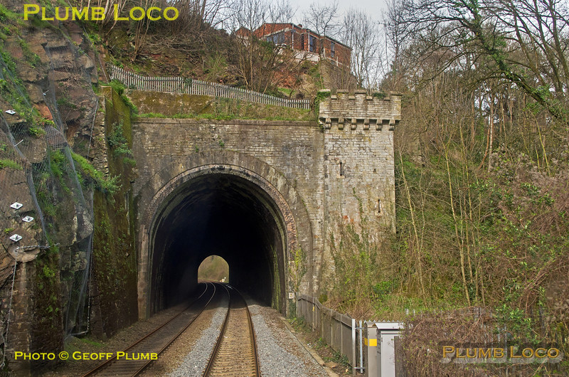 "BLS ""Marching Crompton II"", PoV 47851, St. Anne's No. 2 Tunnel, 23rd March 2019"