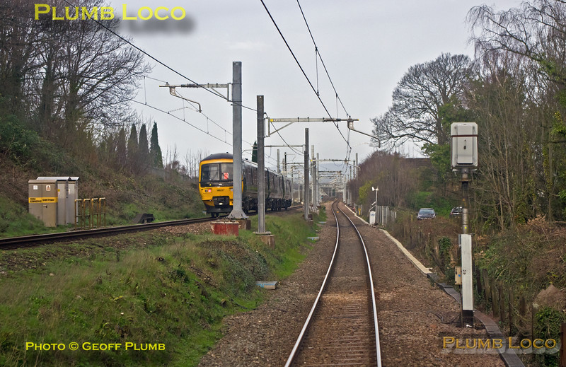 """BLS """"Marching Crompton II"""", PoV 47851, 166 217, Patchway, 23rd March 2019"""