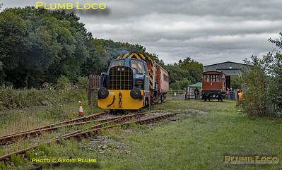 10222 & NS690, Cynheidre, BLS, 27th August 2018