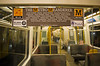 """BLS """"Metro Meanderer"""", Window Decal, Gosforth, 25th February 2018"""