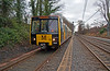 "Metrocar 4060, BLS ""Metro Meanderer"", Stoneyhurst Road Siding, 25th February 2018"