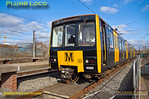 "Metro No. 4060, BLS ""Metro Meanderer"", Stoddart Street Sidings, 25th February 2018"