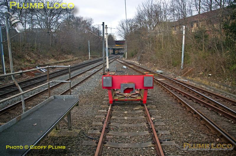 "PoV Metro 4060, BLS ""Metro Meanderer"", Gosforth Depot West Neck, 25th February 2018"