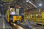 Metrocar 4020, Gosforth Depot, 25th February 2018
