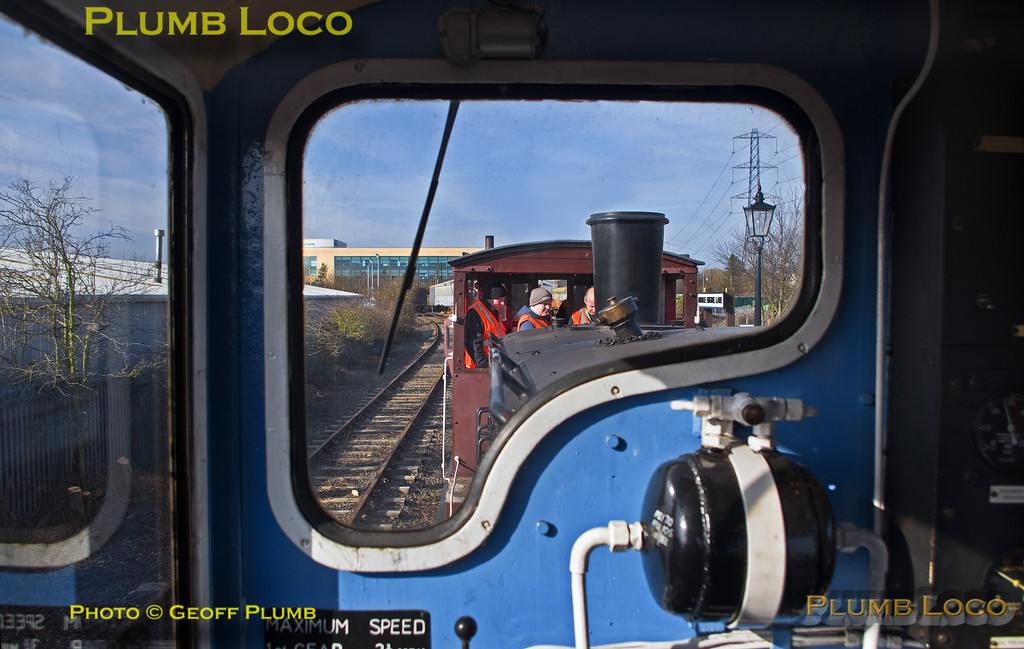 PoV D2078, BLS Training, Middle Engine Lane, 24th February 2018