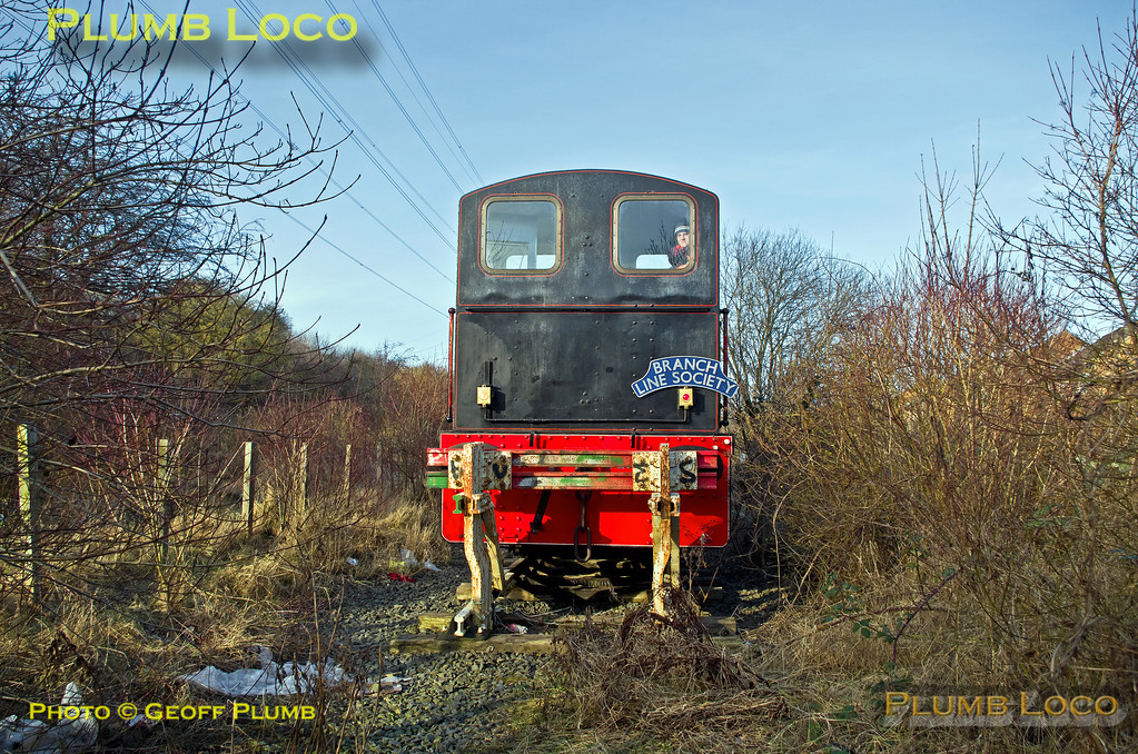 D2078, BLS Training, Percy Main Shunt Neck, 24th February 2018