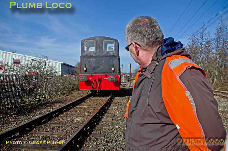 D2078, BLS Training, Middle Engine Lane, 24th February 2018