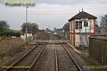 "PoV 156 413, ""North Midlands Tracker"",  Ashwell Signal Box, 27th February 2016"
