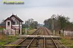 PoV 156 413, North Midlands Tracker, Scropton Crossing Signal Box, 1Z56, 27th February 2016
