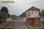 "PoV 156 413, ""North Midlands Tracker"", Whissendine Signal Box, 27th February 2016"
