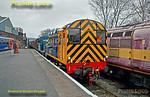 """Celsa 2"",  BLS ""North Midlands Tracker"", Roundhouse Halt, Barrow Hill, 27th February 2016"