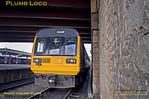 "142 001, BLS ""Northern Tracker"", Bradford Interchange Stabling Siding, 2Z98, 6th March 2016"