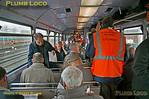 Passengers on Board, BLS Northern Tracker, 2Z97, Longsight, 6th March 2016