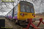 142 001, BLS Northern Tracker, 2Z97, Newton Heath TMD Shunt Neck, 6th March 2016