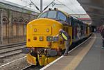 "37424 & Tim Brawn, BLS ""Nosey Peaker"", Crewe Platform 12, 14th June 2018"
