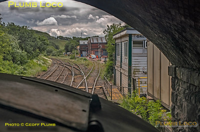 "PoV 37401, BLS ""NoseyPeaker"", Great Rocks Junction, 14th June 2018"