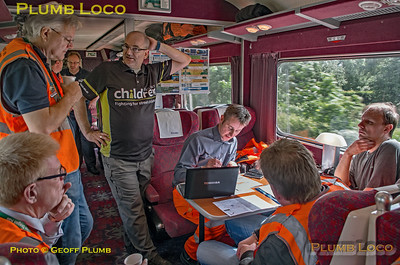 """BLS """"Nosey Peaker"""", Route Conference, 14th June 2018"""