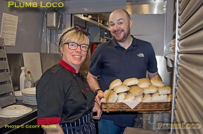 "BLS ""Nosey Peaker"", Kitchen Staff, 14th June 2018"