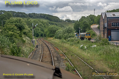 "PoV 37401, BLS ""Nosey Peaker"", Great Rocks, 14th June 2018"