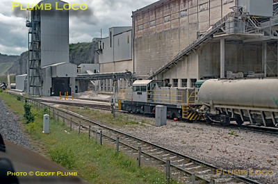 "PoV 37401, BLS ""Nosey Peaker"", Tunstead Works, 14th June 2018"