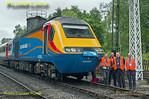 43082, BLS Pickering Paxman, Driver Group, Grosmont Platform 2, 15th July 2017