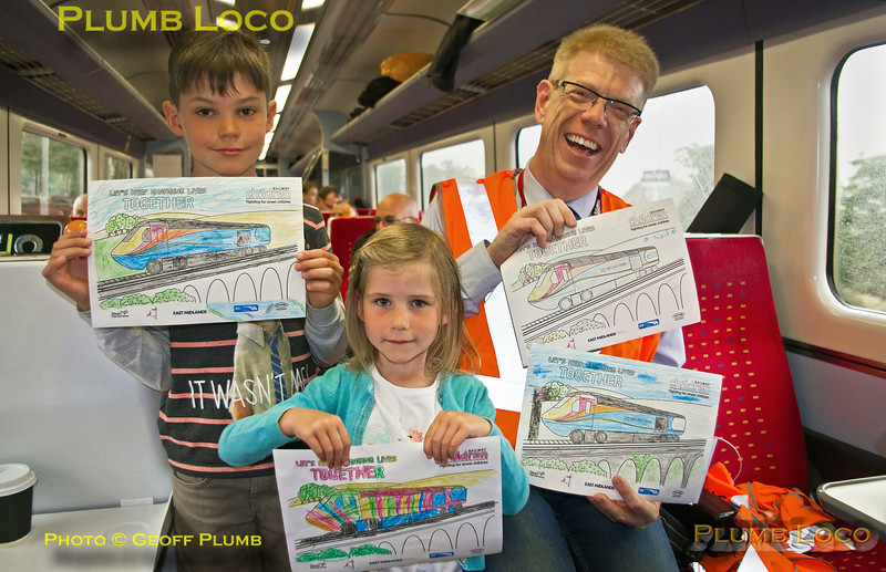 BLS, Pickering Paxman, Colouring Competition, 15th July 2017