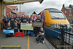 BLS Pickering Paxman, Cheque Group, Whitby, 15th July 2017