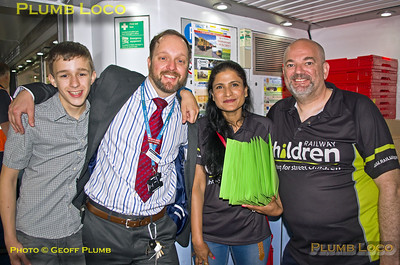 BLS Pickering Paxman, Martin Ward, Anuradha Chandran & Tim Brawn, 15th July 2017