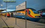 43082, BLS Pickering Paxman, Derby Platform 6, 1Z18, 15th July 2017