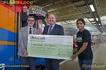 East Midlands Trains, Branch Line Society & Railway Children Presentation, 1st August 2017
