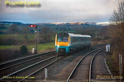 "PoV 47826, BLS ""Positioning Move"", 175 112, Craven Arms DGL, 2nd February 2019"