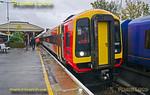 159 103, RBF Tracker, Basingstoke, 1Z61, 7th November 2015