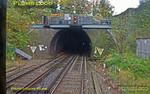 PoV 159 103, RBF Tracker, Southampton Tunnel, 1Z61, 7th November 2015