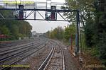 PoV 159 103, RBF Tracker, Southampton Down Goods Loop, 1Z61, 7th November 2015