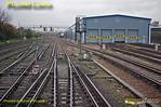 PoV 159 103, RBF Tracker, Northam Depot, No. 1 Reception Line, 1Z61, 7th November 2015