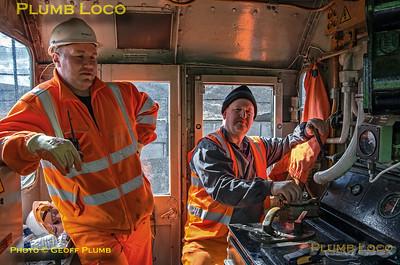 """BLS """"Rossington Recycler"""", 08527, Crew, 13th April 2019"""