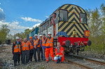 "BLS ""Rossington Recycler"", 08527, Stewards Group, 13th April 2019"
