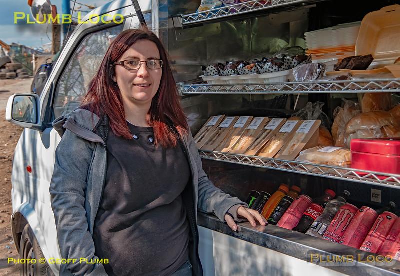 "BLS ""Rossington Recycler"", Sandwich Van, 13th April 2019"