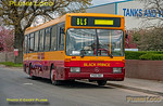 "BLS ""Rossington Recycler"", Black Prince Mercedes Bus, 13th April 2019"