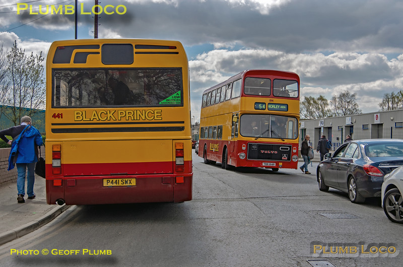 "BLS ""Rossington Recycler"", Black Prince Buses, 13th April 2019"