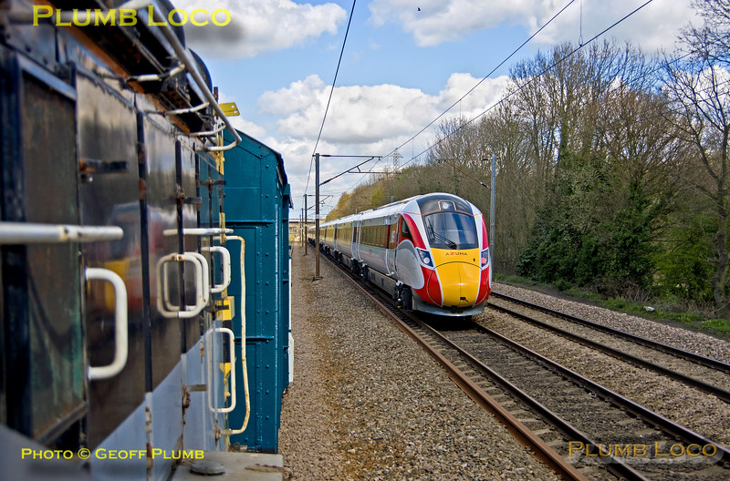 "BLS ""Rossington Recycler"", PoV 08527, Down Azuma, 13th April 2019"