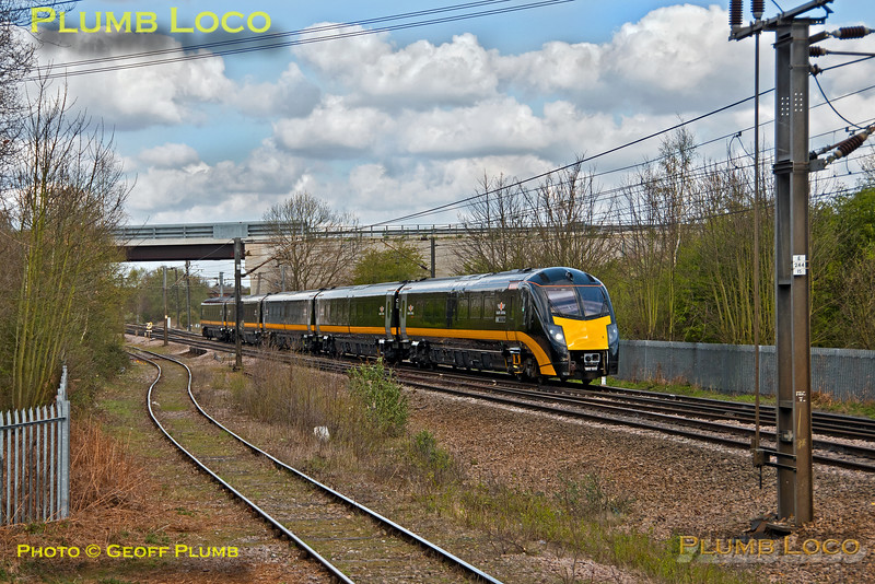 "BLS ""Rossington Recycler"", PoV 08527, 180 105, 13th April 2019"