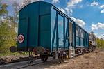 "BLS ""Rossington Recycler"", 08527, Passenger Loading Point, 13th April 2019"