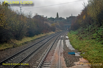 """BLS """"Roundhouse Rotator"""", PoV 47828, Clay Cross Tunnel, 17th November 2019"""